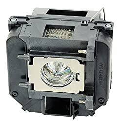 Kingoo Excellent Projector Lamp For Epson Eb D6155w Eb D6250 Powerlite 935w Eb 1860 Eb 1880 Eb 1870 Replacement Projector Lamp Bulb With Housing