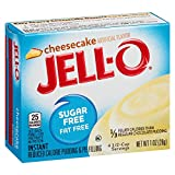 jello instant pudding mix - Jell-O Sugar-Free Cheesecake Instant Pudding Mix 1 Ounce Box (Pack of 6)
