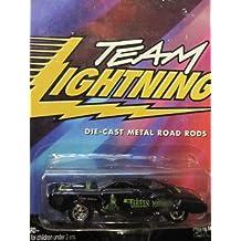 The Green Hornet's Black Beauty Car By Johnny Lightning