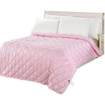 Amazon Naturety Thin Comforter For Summer Bed Quilt Queen