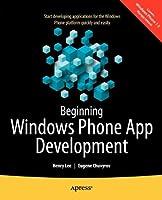 Beginning Windows Phone App Development Front Cover