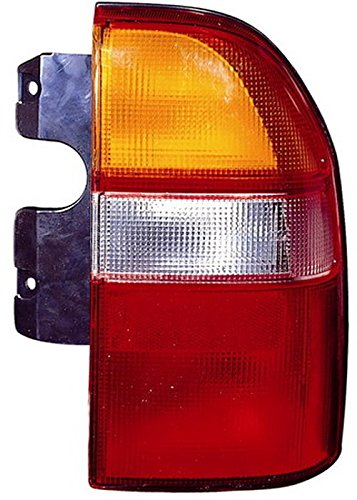 Depo 318-1906R-AS Suzuki/Chevrolet Passenger Side Replacement Taillight (Suzuki Tail Light)