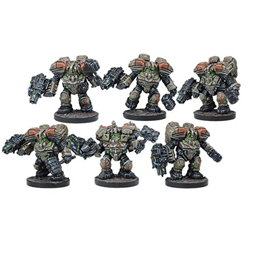 - Warpath Universe Forge Fathers Hammerfist Drop Team