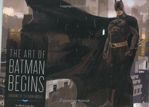 Book : The Art of Batman Begins - Mark Cotta Vaz
