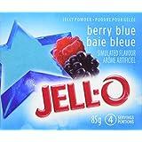 JELL-O Jelly Powder - Berry Blue 85G x 24