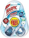 Harpic 3 Flushmatic for Cistern Block Toilet Cleaner, 50g