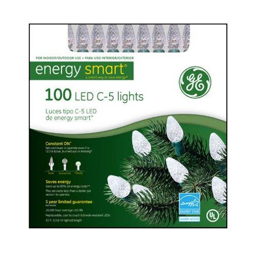 100 Count White Led Christmas Lights - 4