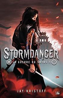 La Guerre du Lotus, tome 1 : Stormdancer par Kristoff