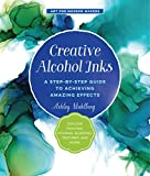 Creative Alcohol Inks: A Step-by-Step Guide to