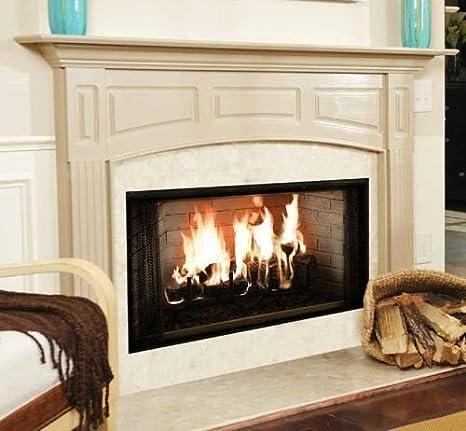 Amazoncom Majestic 36 Royalton Radiant Wood Burning