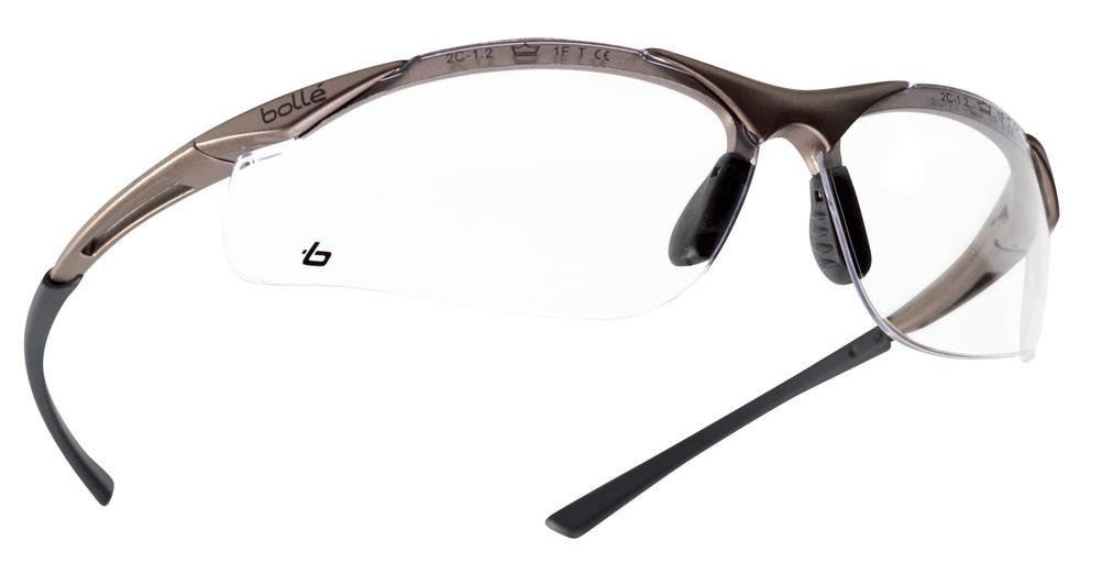 Bolle CONTPSI - Gafas de seguridad, transparentes