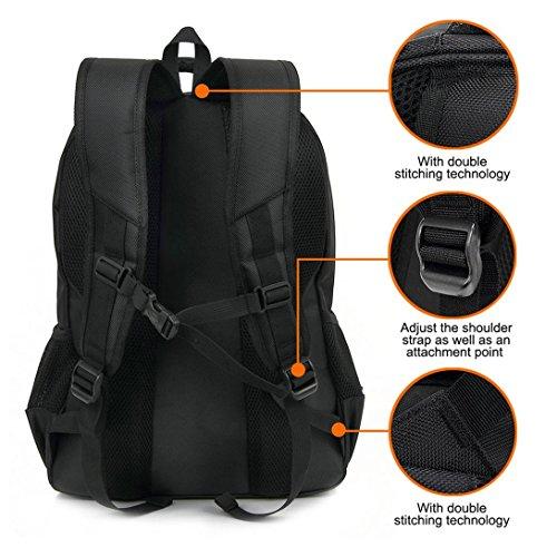 Bag KINGSLONG Large Sports 15 Swiftswan Travel 6 inch Backpack Capacity Outdoor Shoulder OqPq1f