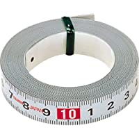 Cinta métrica Tajima auto-adhesiva, 1m de largo, 13mm