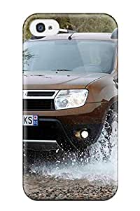 3021617K83526232 For Iphone 4/4s Tpu Phone Case Cover(renault Duster 6)