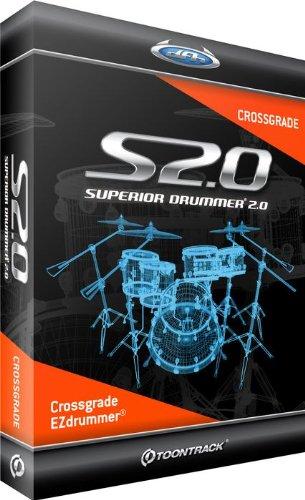Toontrack Superior Drummer 2.0 Crossgrade