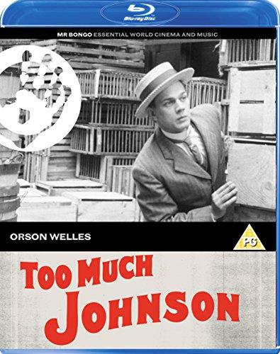 Too Much Johnson [Blu-ray]