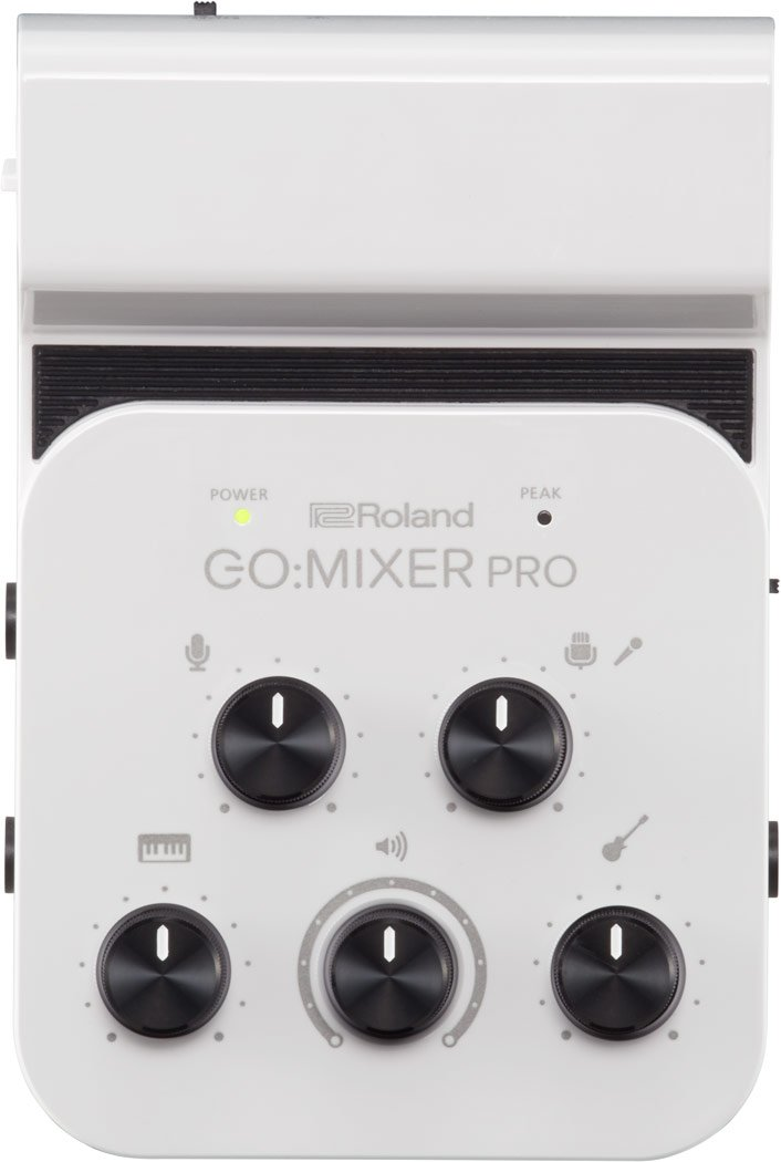 Roland GO:MIXER PRO Audio Mixer for Smartphones (GOMIXERPRO)