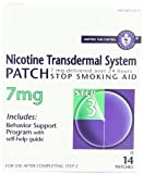 Best Nicotine Patches - Nicotine Transdermal System Patch, Stop Smoking Aid, 7 Review