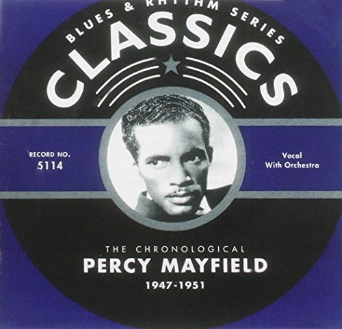 The Chronological Percy Mayfield, - Rb 5114