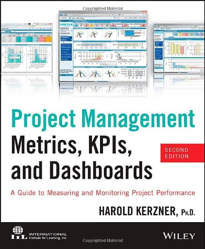 Project Management Metrics, KPIs, and Dashboards: A Guide to Measuring and Monitoring Project Performance (Project Controls compare prices)