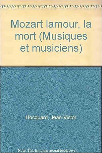 uppkopplad Mozart, l'amour, la mort pdf epub