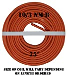 10/3 NM-B x 75' Southwire''Romex'' Electrical Cable