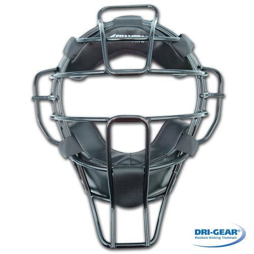 Champro DRI-GEAR Pro-Plus Umpire Mask - Super Lite - 15.5oz