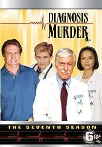 Diagnosis Murder Season 7 complete 6 DVD set