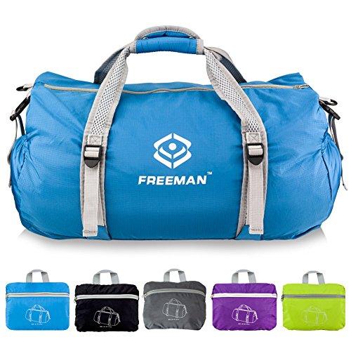 Freeman Foldable Duffel Lightweight Waterproof