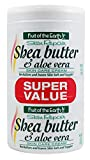 Fruit Of The Earth Bogo Cream Shea Butter/Aloe 4 Ounce Jar (118ml)