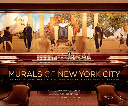 - Murals of New York City: The Best of New York's Public Paintings from Bemelmans to Parrish