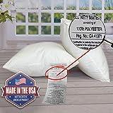 MSD 3 Pack Pillow Insert 26x26 Hypoallergenic