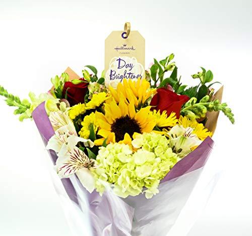 (Summer Splendor Bouquet, No Vase, From Hallmark Flowers)
