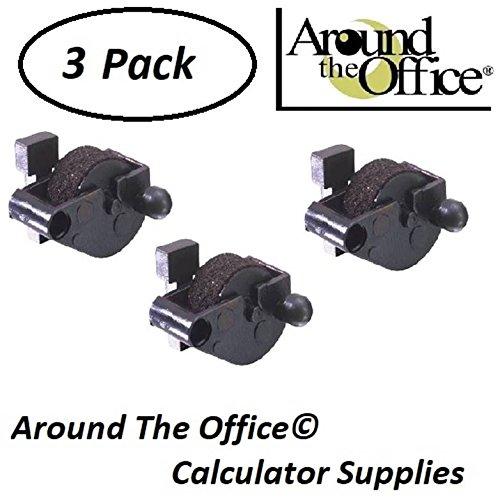 Texasモデル5005-ii計算機CP - 12互換インクRoll by Around The Office   B07B4M3HCT