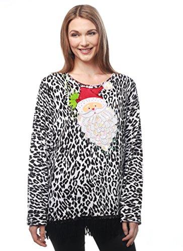 Berek Leopard Santa Women's Top