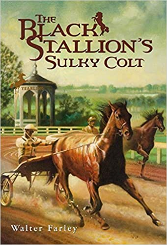 Book The Black Stallion's Sulky Colt by Walter Farley (1978-06-12)