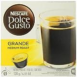 NESCAFÉ Dolce Gusto Grande Medium Roast 16 Capsules (Pack of 3, Total 48 Capsules, 48 Cups)