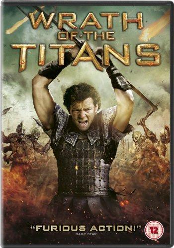 Wrath Of The Titans DVD + UV Copy Region 2 UK Import by ...