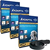 3 Packs ADAPTIL (D.A.P.) Collar for Puppies and Small Dogs