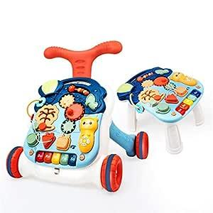 Chengzuoqing Andadores Bebé Walker Andador con el Canto Juguetes ...