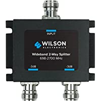 WILSON ELECTRONICS Broadband Signal Splitter - Retail...