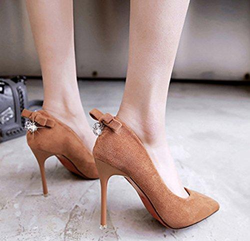 Chaussures Aisun Formel Femme Soir De qZF8wYv