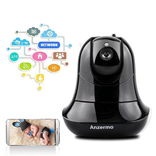 Anzermo Home Security Wireless Camera, 1080P Indoor WiFi Sec