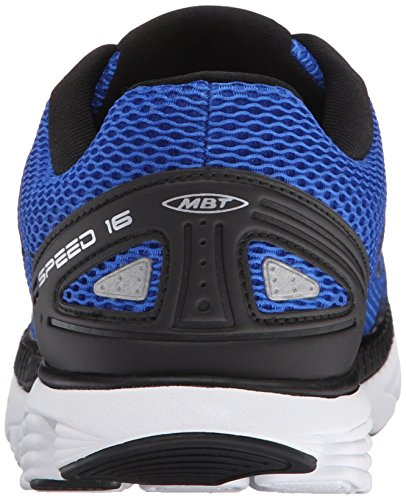 MBT-MBT SPEED 16 M/ROYAL BLACK SNEAKERS RUNNING PARA HOMBRE SDMRB [44]-SDMRB-, COLOR AZUL Y NEGRO