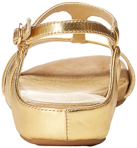 Unisa Women's Alace_LMT Open Toe Sandals Gold (Gold Gold) discount pay with paypal free shipping 100% authentic NiWiQoit8V