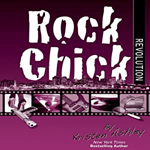 Rock Chick Revolution Audiobook
