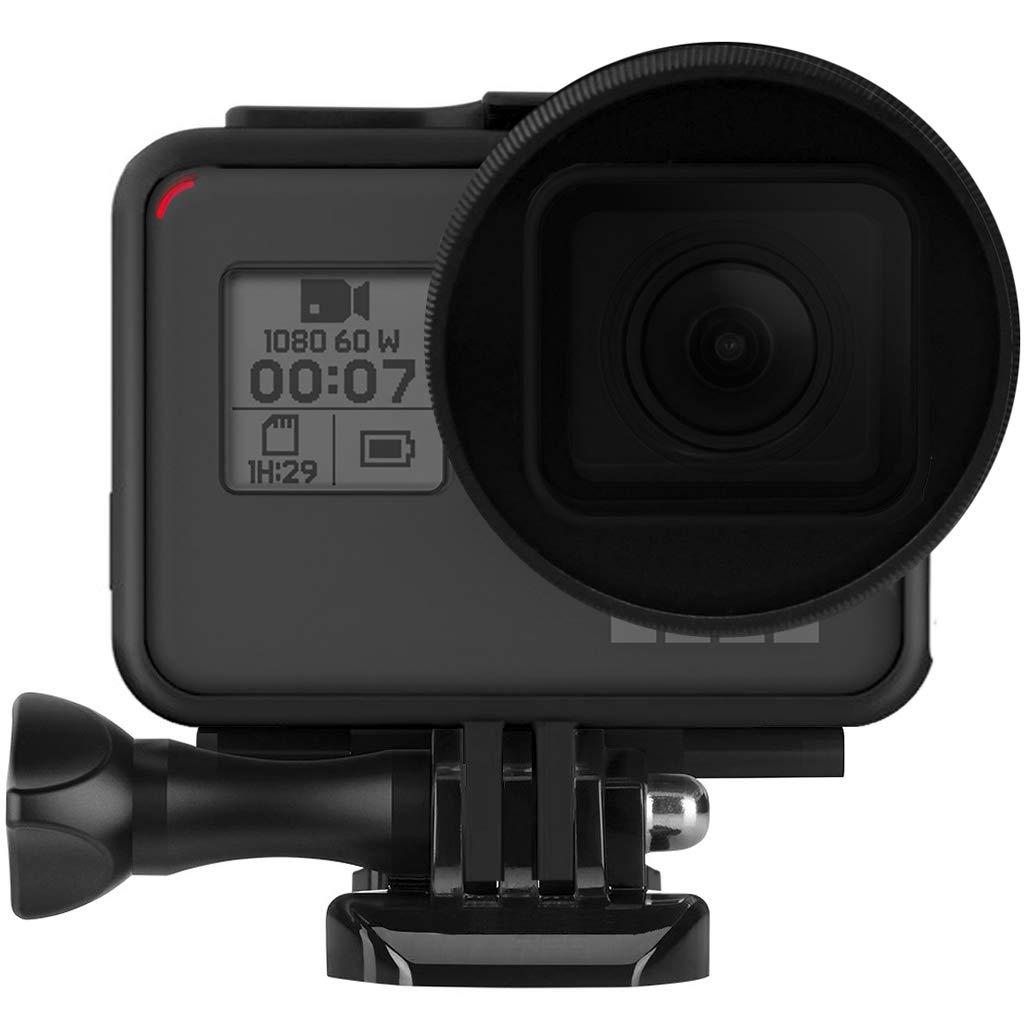 SANDMARC Aerial Filter: Polarizer Filter for GoPro Hero 7, 6 & 5 - Cinema Glass, Aluminum Frame