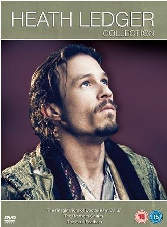 Heath Ledger Collection [DVD]: Amazon co uk: Johnny Depp, Heath