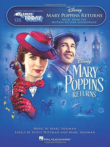 Mary Poppins Returns: E-Z Play Today #135