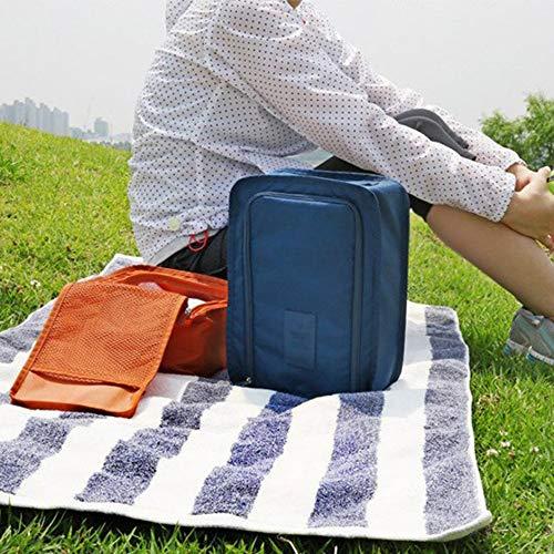 WEIHAOA Waterproof Shoes Storage Bags Women Men Dustproof Cover Shoes Storage Bags